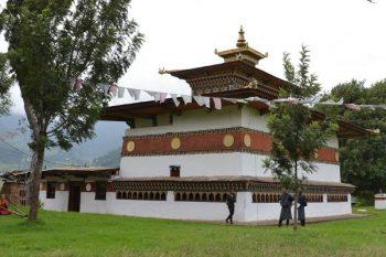 Hike to Chimmi Lhakhang