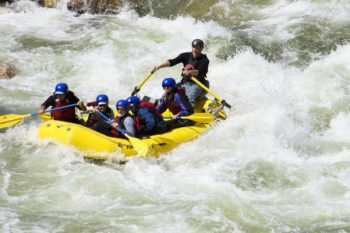 Dhensa Stay and Rafting Offer